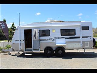 2004 Kedron ATV Off Road Caravan