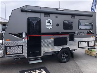2019 Royal Flair Razor XT 16'6 Bunk Off Road Caravan