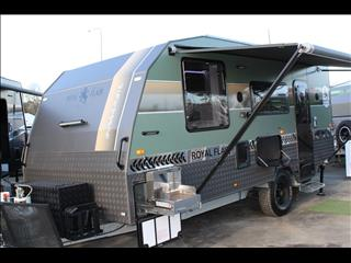 "2017 ""Royal Flair"" AUSSIEMATE Full Off Road Caravan"