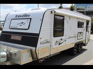 2012 Traveller Sensation