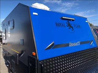2019 Royal Flair Razor XT 14'6 Club Lounge Off Road Caravan