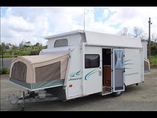 2007 Jayco Expanda Pop Top