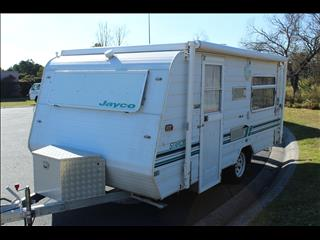 1992 Jayco Starcraft Pop Top