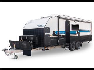 2020 On The Move Caravans TRAXX Toyhauler