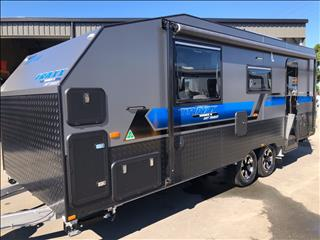 2019 On The Move Caravans Series 2 Dirtroader Semi Off Road