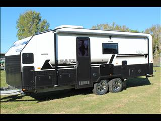 2018 On The Move Caravans Series 2 TRAXX  Family Off Road Caravan 20'6