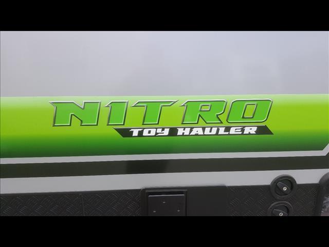 2017 On The Move NITRO Toy Hauler