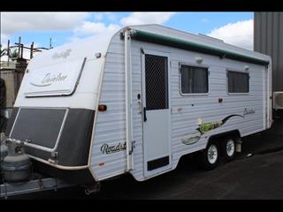 2006 Roadstar Daintree 20'