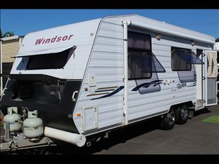 2010 Windsor Royale RC658S
