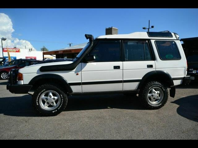 1997 Land Rover Discovery   Wagon