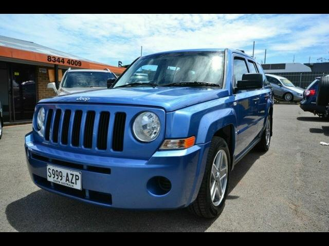 2007 Jeep Patriot Limited MK Wagon