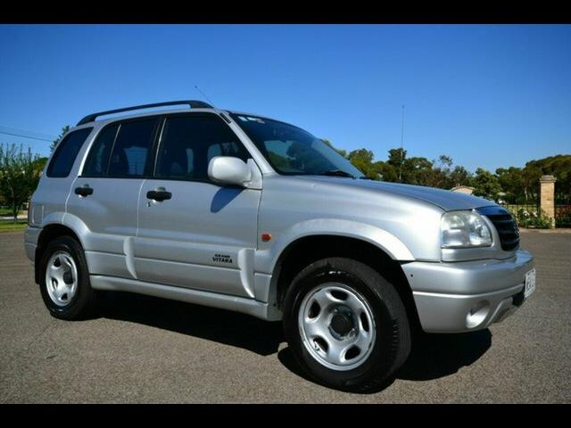 2002 Suzuki Grand Vitara Sports (4x4)  Wagon