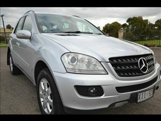 2006 Mercedes-Benz ML320 CDI   Wagon