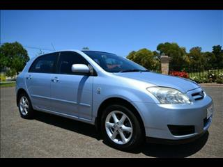 2005 Toyota Corolla Conquest ZZE122R Hatchback