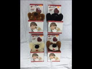 Snuggle Puppy - Back in Stock. $69.95.  4 Different style of Pups. Direct from the USA.  07 3855 5511