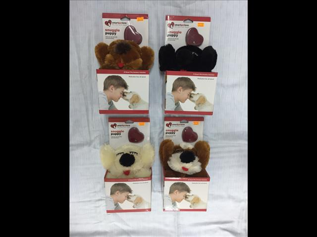 Snuggle Puppy - Back in Stock. $69.95.  4 Different style of Pups. Direct from the USA.