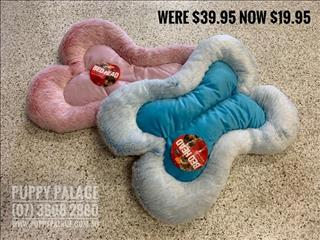 Soft Dog Bedding - From $4.95. [@Name value='Puppy Palace Pet Shop