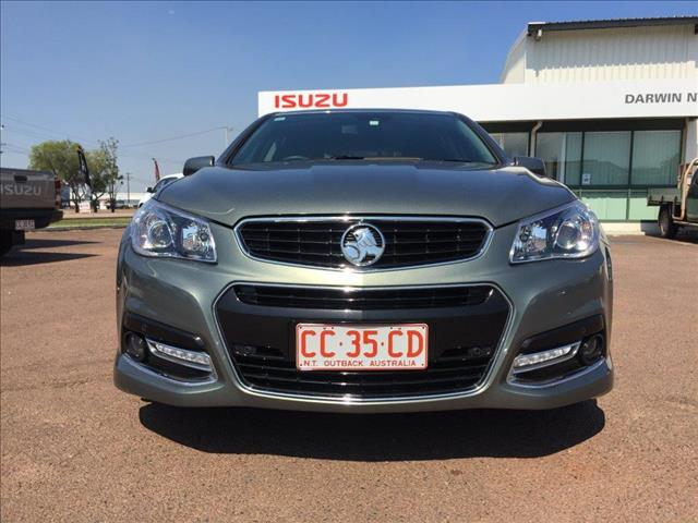 2013 HOLDEN COMMODORE HOLD13GZ  WAGON