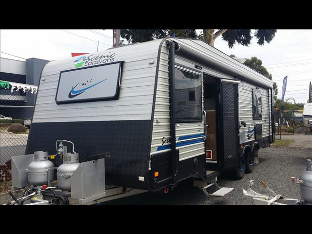 2016 Scenic Rigel  Off Road***This Van orginally when first purchased $92,000.00***