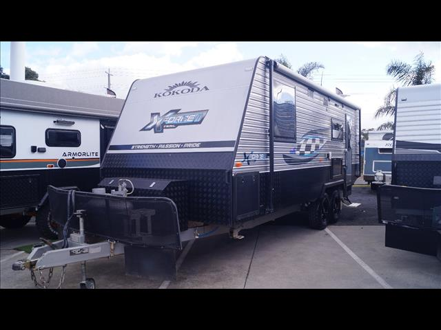 USED Kokoda FORCE II X-TRAIL (2) ***Available for inspection at Traralgon***