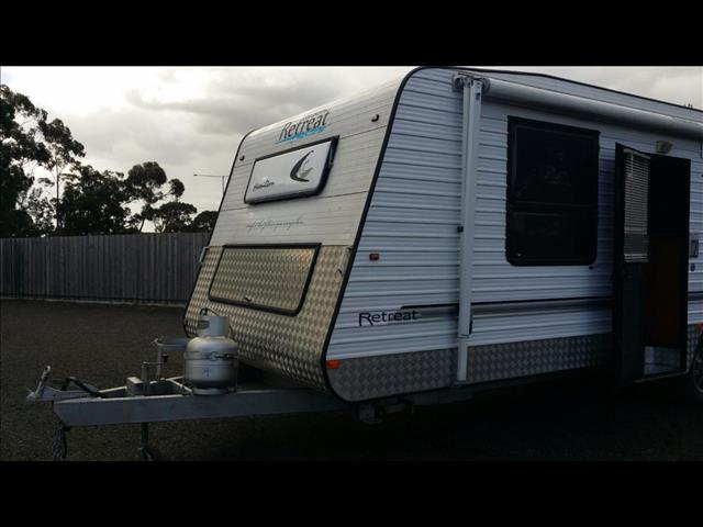 2010 Retreat Hamilton ***Available for Inspection IN TRARALGON***