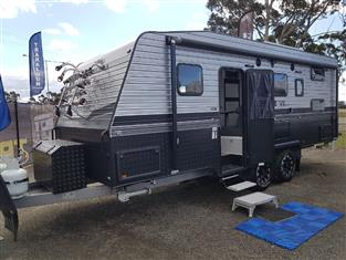 Kokoda Force 7 X-Trail Double Bunk  CURRENTLY IN STOCK AT TRARALGON