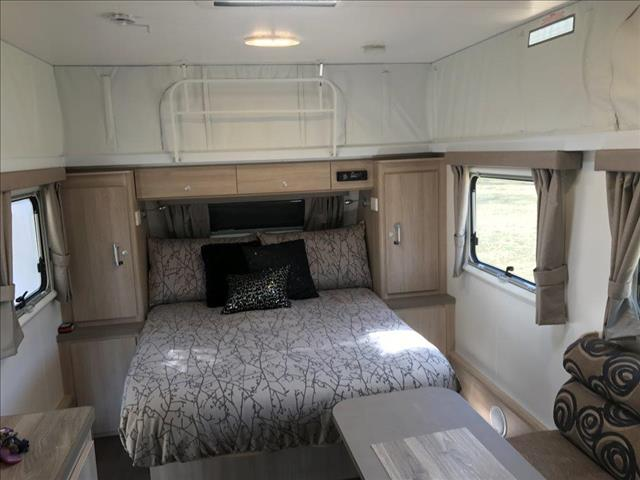2016 JAYCO STARCRAFT OUTBACK POPTOP & ENSUITE