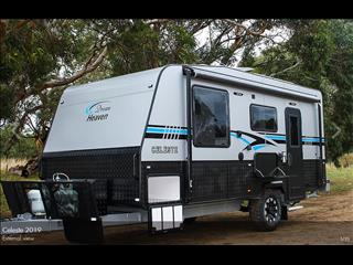 2019 Celeste Dream Heaven Off Road