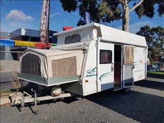 2007 JAYCO EXPANDA POPTOP *** ON SALE ***
