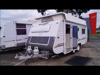 2004 Galaxy Southern Cross Pop Top Family Van