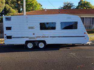 2007 Windsor Genesis 22FT Family Bunk Van ***Sleeps 6 People ***
