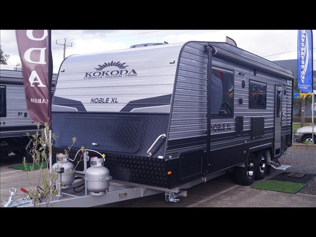 Kokoda Noble XL Platinum ***Currently in Stock in Bayswater***
