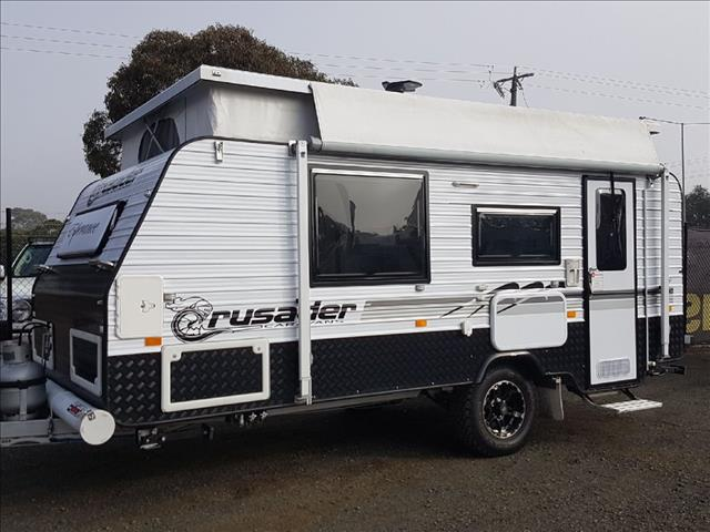 2015  Crusader Esperance   semi off roader *Available for Inspection at Traralgon*