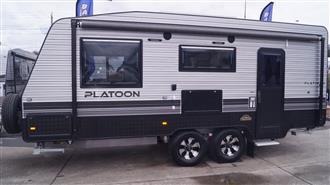 Kokoda Platoon Platinum Semi Off Road  **Avalible at Bayswater**