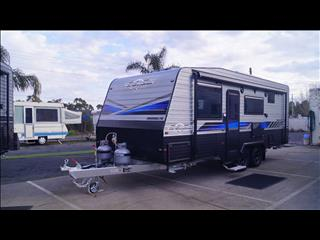 2019 Longridge 216 Deluxe Family Van