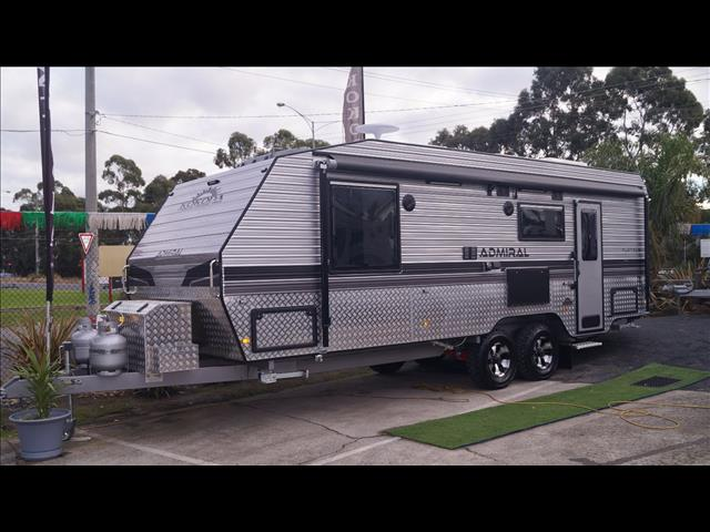Kokoda Admiral Platinum LX ***Currently in Stock IN BAYSWATER***