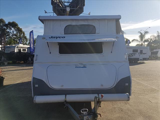 2012 JAYCO DISCOVERY POPTOP    *** COMBO SHOWER/TOILET***