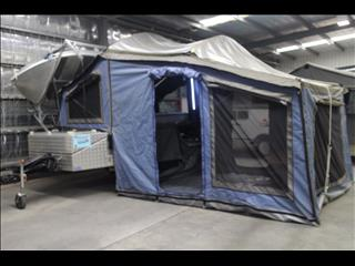 2014 LIFESTYLE DELUXE GEN 2 EXTENDER OFF ROAD CAMPER and Tinny