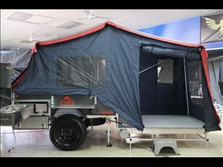 2017 CUB BRUMBY OFF ROAD CAMPER