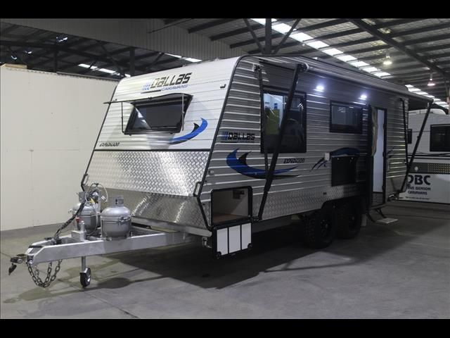 2015 19.6' Dallas Expedition Semi-Offroad Caravan