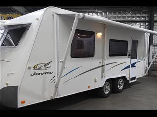 2006 20' JAYCO STIRLING CARAVAN