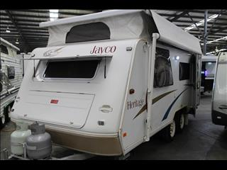 "04 JAYCO HERITAGE 18'6"" POP TOP"