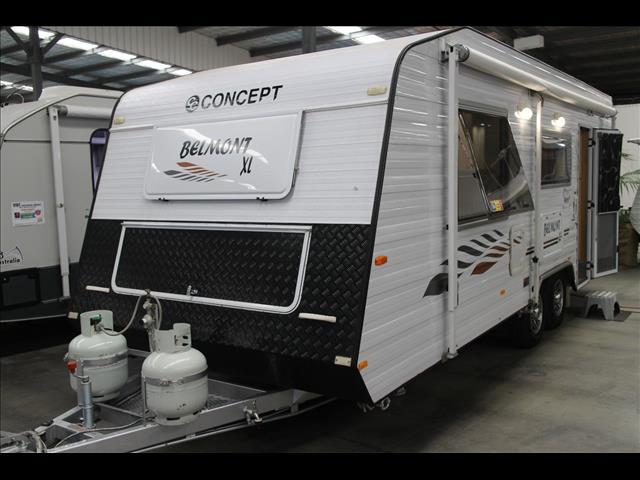 2013 CONCEPT BELMONT XL CARAVAN