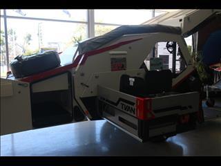 2017 TRACK TVAN CANNING  MK5