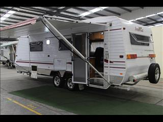 2008 23ft  IMPERIAL APOLLO CARAVAN