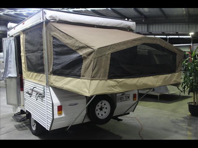 1981 Jayco Dove Popup Camper