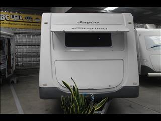 2010 JAYCO STIRLING 23'