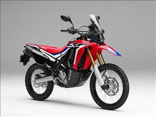 2017 HONDA CRF250RLA ABS RALLY 250CC MOTOCROSS
