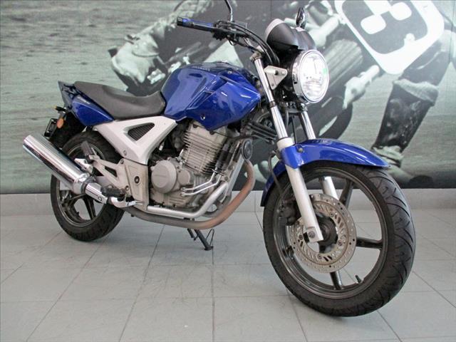 2008 HONDA CBF250 250CC ROAD