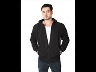 BLACKBIRD WATERPROOF HOODIE MOTORCYCLE JACKET
